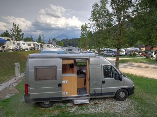 Campingplatz Mondseeland