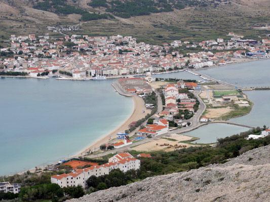 Inselhauptstadt Pag