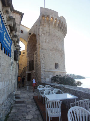 Altstadt von Korčula