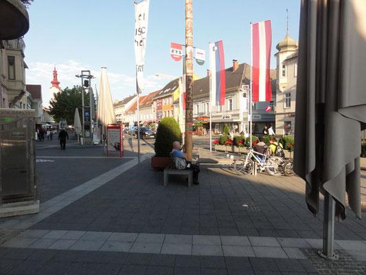 Hauptplatz von Leibnitz