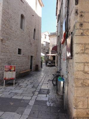 Mittelalterliche Altstadt von Trogir