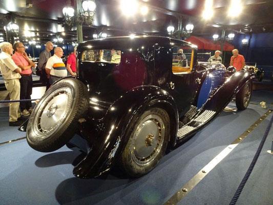 Bugatti Type 41 Royale Coupé Napoléon