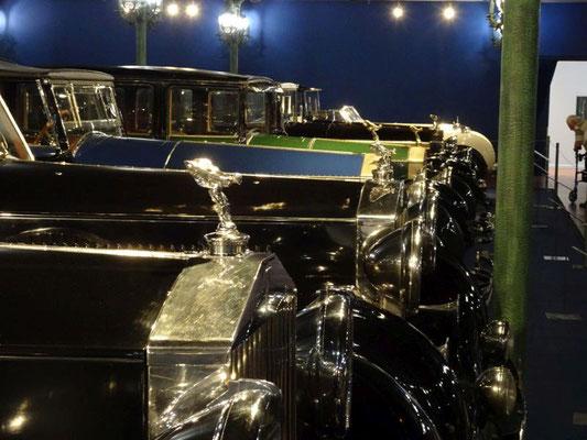 Rolls-Royce-Parade