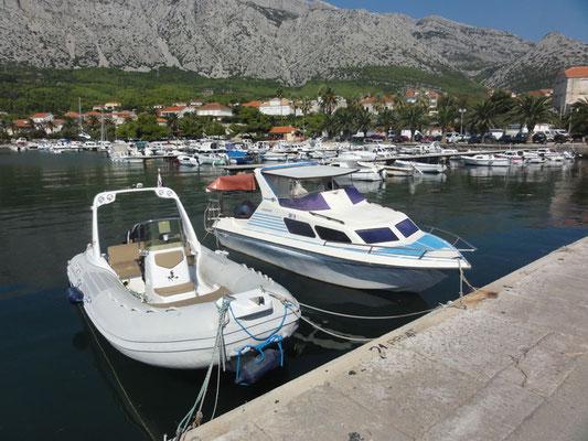 Hafen von Orebić