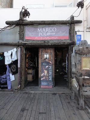 Die Kroaten bestehen darauf, dass Marco Polo in Korčula geboren ist