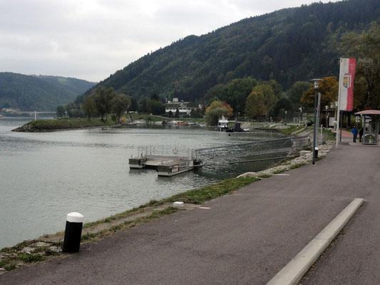 Hafen Grein