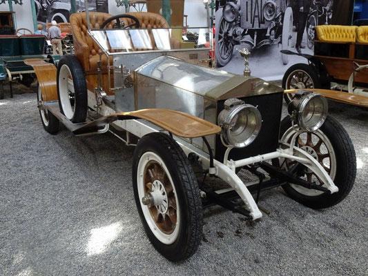früher Rolls-Royce