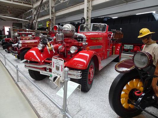 Feuerwehr, amerikanisch - eh klar
