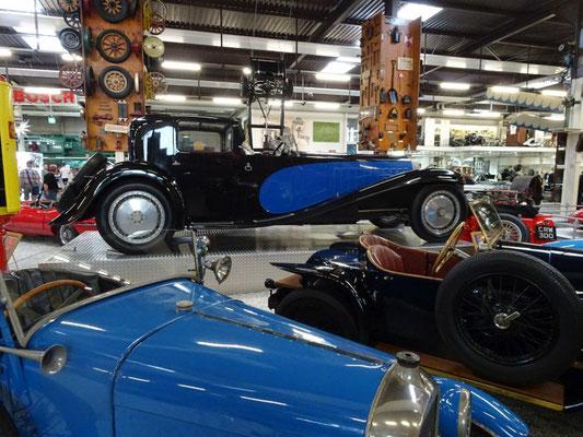 Bugatti Royale ??? Das wertvollste Auto der Welt ??? So lieblos präsentiert kann er nicht echt sein!