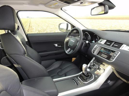 schönes Cockpit