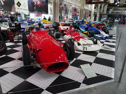 Formel 1 - Abteilung