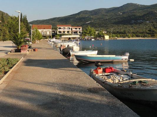 Hafen von Brijesta