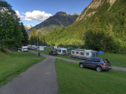Campingplatz Vorderboden
