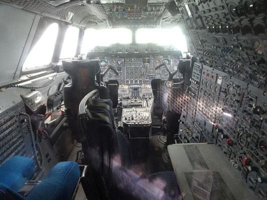 Concorde-Cockpit