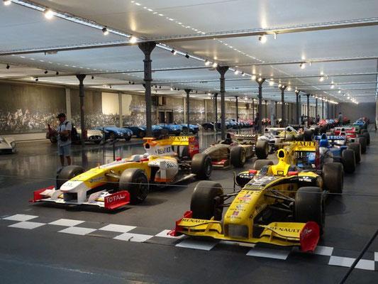 Formel 1 Starterfeld
