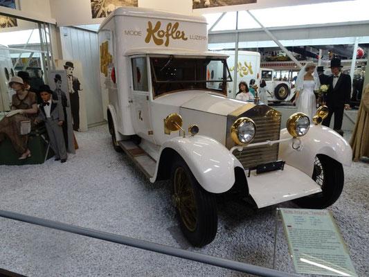 Rolls-Royce-Lieferwagen