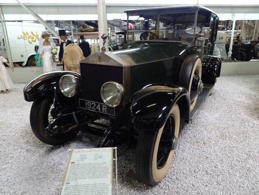 Rolls-Royce - die Queen lässt grüßen