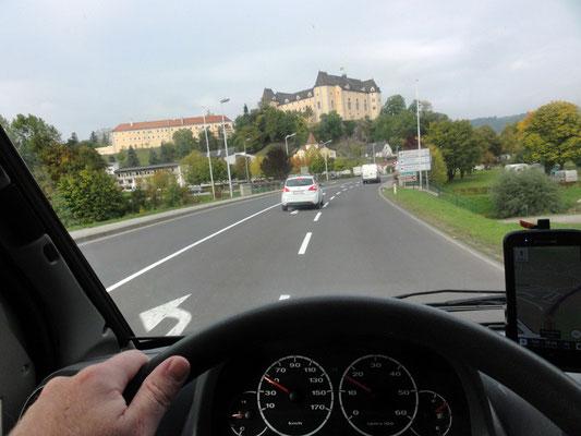 Burg Grein