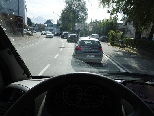 Stop & Go in Lustenau