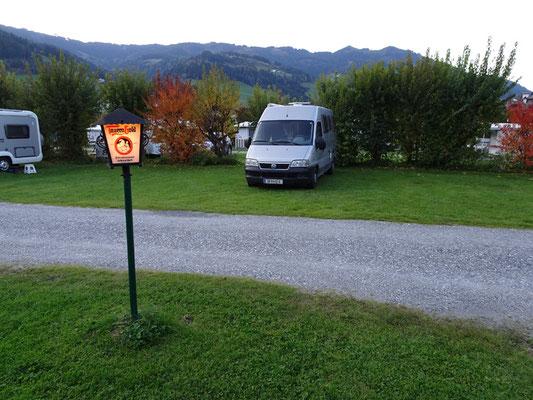 Campingplatz St. Johann im Pongau