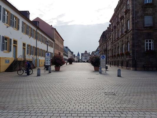 Innenstadt von Speyer