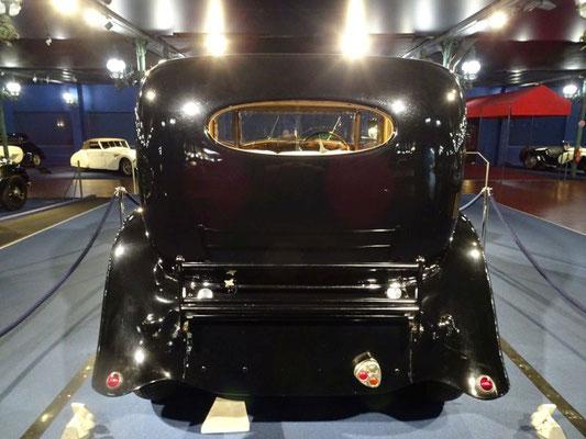 Bugatti Type 41 Royale Limousine Park Ward