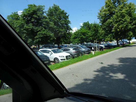 Parkplatz Neuschwanstein