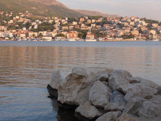 Stobreč, ein Randbezirk von Split