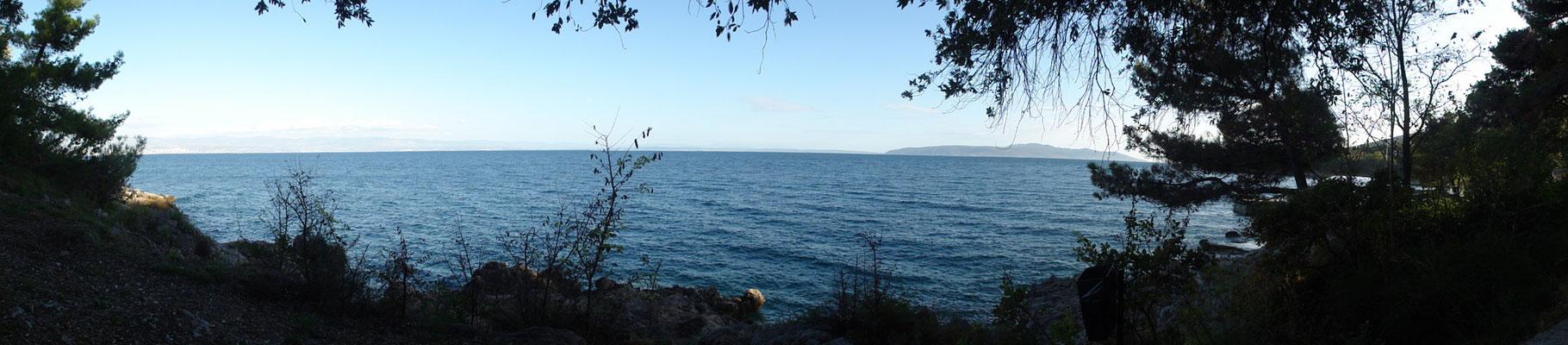 einfach schönes Panorama