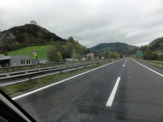 Österreich ist aber auch schön - Burg Strechau bei Rottenmann