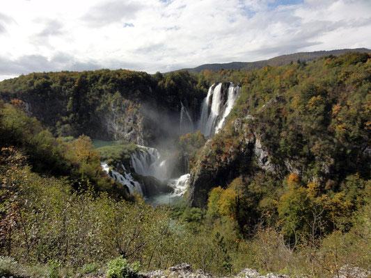 Veliki Slap (der große Wasserfall)