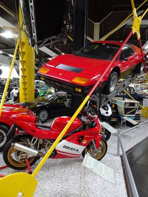 Ferrari und Ducati