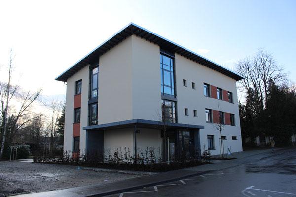 Fassadengestaltung in Radolfzell