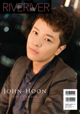 [カバーA版]ウラ表紙:John-Hoon