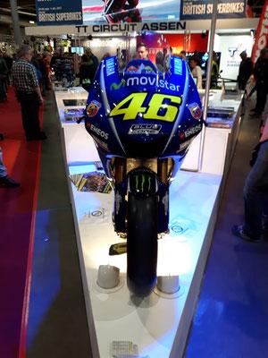 Yamaha m1 Valentino Rossi VR46 MotoGP