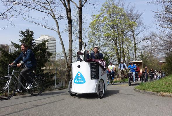 Urban Bike Festival, City Ride