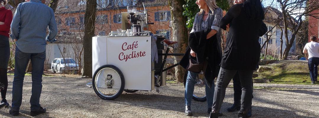 Kaffeecatering, Geburtstagsfest