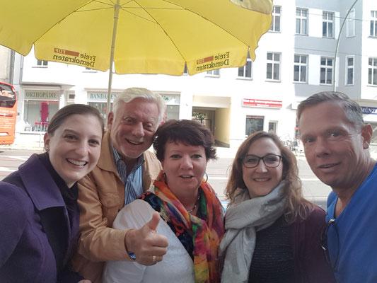 Bundestags-Wahlkampf
