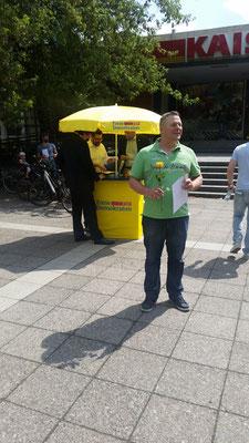 Berlin-Wahlkampf