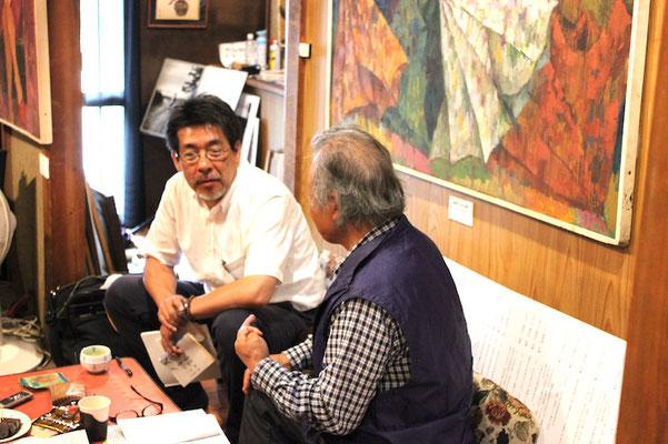 兵庫県からみえた、朝日新聞記者