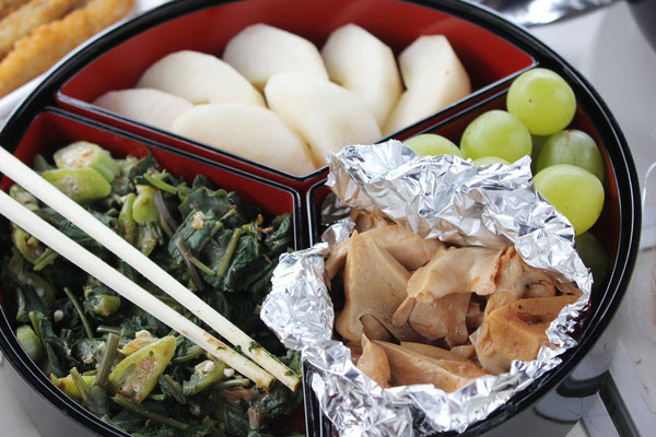 吉村惠美子さんの野菜煮物