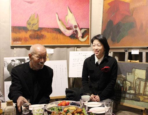 加納さんと祥子さん