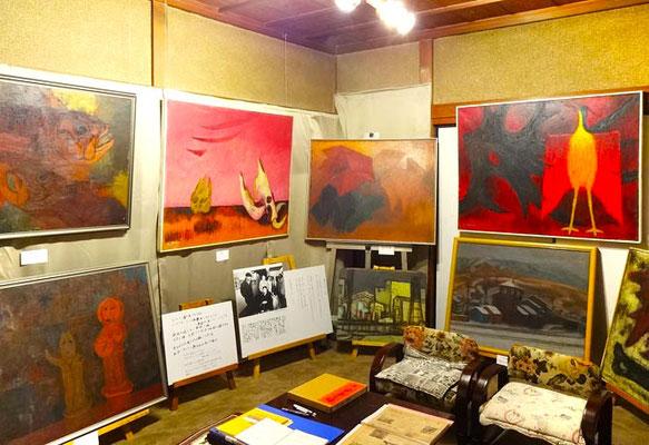 展示室の代表作