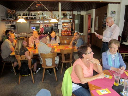 Mai 2015 Restaurant Pinte Densbüren