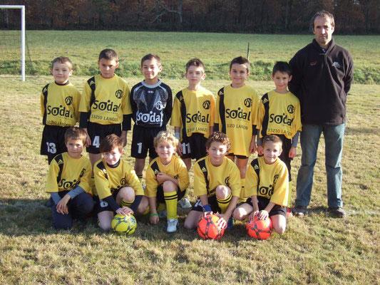 Poussins - Saison 2007/2008