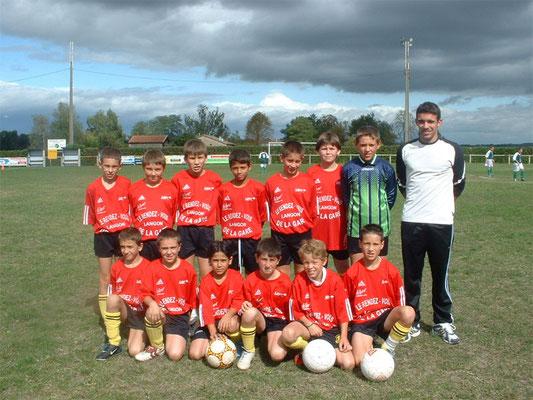 Benjamins - Saison 2005/2006