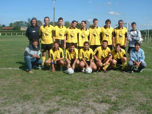Equipe B - Saison 2005/2006