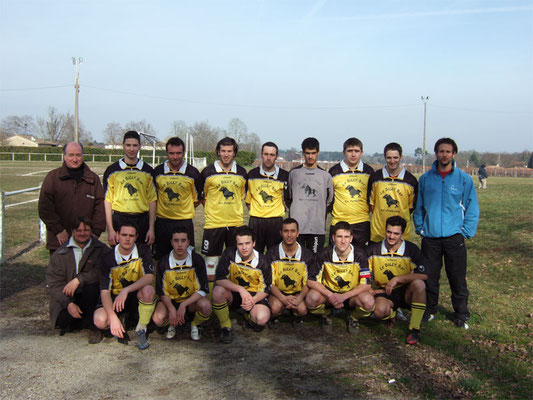 Equipe B2 - Saison 2005/2006