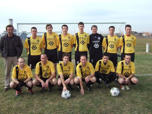 Equipe B - Saison 2007/2008