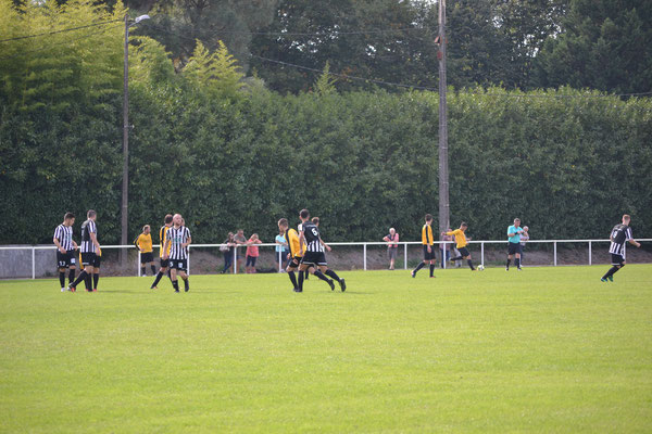 24/09/2017 - Coupe de la Gironde US Farguaise / Pondaurat (0-1)